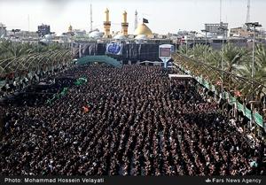 اجتماع عظیم بیش از 20 میلیون زائر عاشق در اربعین حسینی برای چهارمین سال متوالی