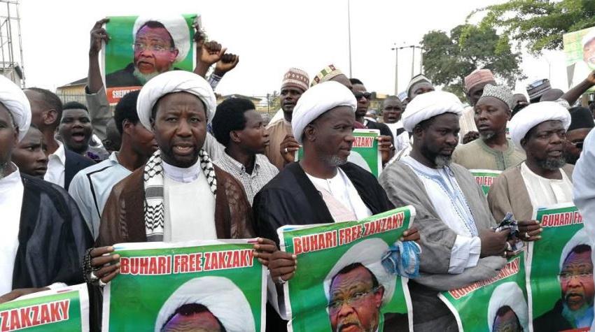 وضعیت شیعیان نیجریه