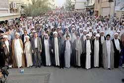 شمشیر آل خلیفه روی گردن علمای بحرین