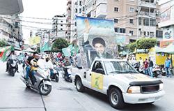 لبنانیها پاداش حزبالله در غلبه بر داعش را دادند
