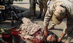 مروری بر حملات تروریستی پس از انقلاب ـ تصاویر
