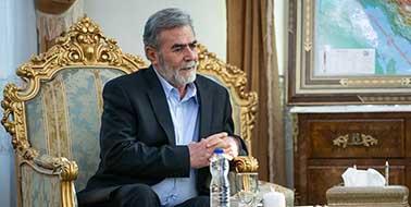 «جهاد اسلامی»؛ ایران تنها کشور حامی «مقاومت فلسطین» است