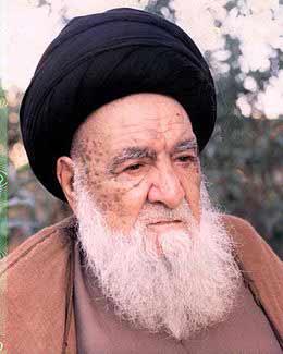 شرح حال حضرت آیت الله العظمی خویی (قدس سره) به قلم مرحوم استاد سید عبدالعزیز طباطبایی