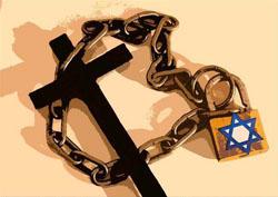 صهیونیسم های مسیحی متاثر از تفکرات یهودی در درون مسیحیت هستند