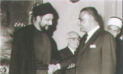پیشبینی رهبر شیعیان لبنان از سقوط شاه ایران