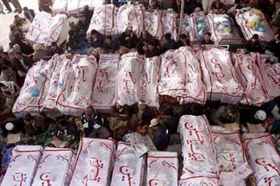 کشته شدن ۲۳۸۶ شیعه در شش ماهه اول سال
