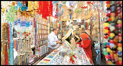 بازار سوغات شهرهاي زيارتي و سياحتي در تسخير اجناس خارجي ـ بخش اول