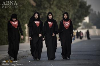 تبعیض نژادی آل خلیفه علیه زنان شیعه
