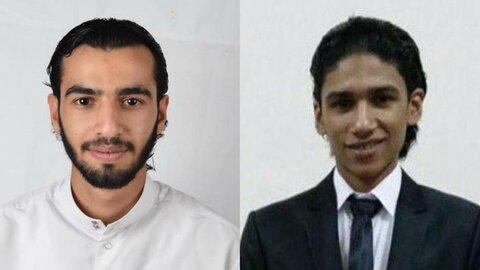 رژیم آل خلیفه دو فعال سیاسی بحرینی را اعدام کرد