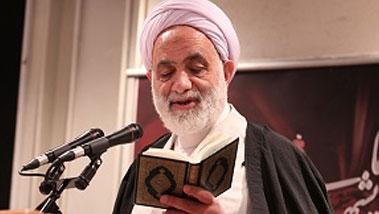 تنها نذری که در قرآن کریم مطرح شده، نذر برای خادم مسجد است