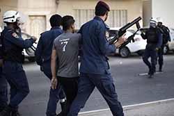سرکوب شدید عزاداران حسینی در بحرین