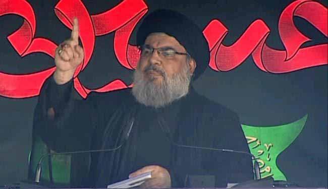 هشدار دبیرکل حزبالله به تکفیریها، آلسعود و آمریکا