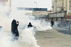 مردم بحرین زنده به نهضت عاشورا