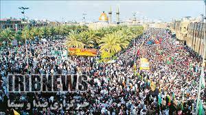 نگرانی رسانه های غرب از انعکاس راهپیمایی 20 میلیونی اربعین